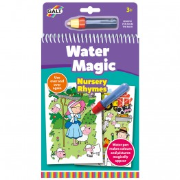 Книжка за рисуване с вода, Щастливо детство