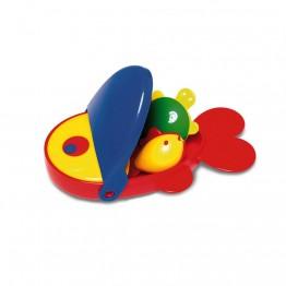 Играчки за баня, Морски животни