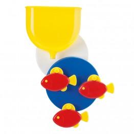 Играчка за баня, Цветни рибки