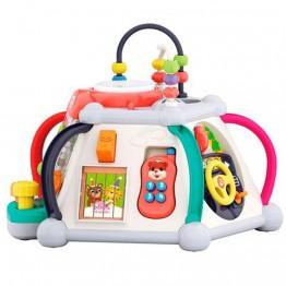 Бебешки интерактивен кът за игра, Щастлив детски свят