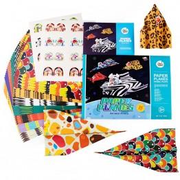 Комплект за оригами, Самолети с животни