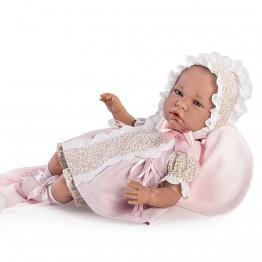 Кукла бебе, Ирене, лимитирана серия, 46 см, Asi dolls