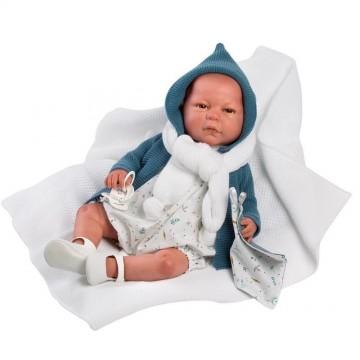 Кукла бебе, Бруно, Real Reborn, Asi