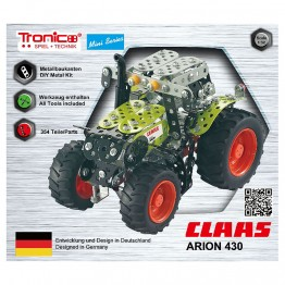 Трактор CLAAS Arion 430, Mini Serie, Tronico