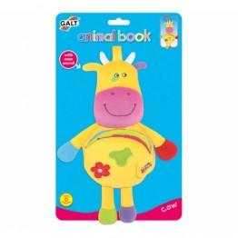 Играчка - книжка Крава