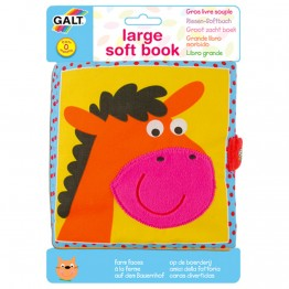 """Мека книжка """"Животните от фермата"""""""