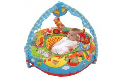 Какво откриват малките бебета след третия месец? Кои играчки са най-подходящи за тази възраст?