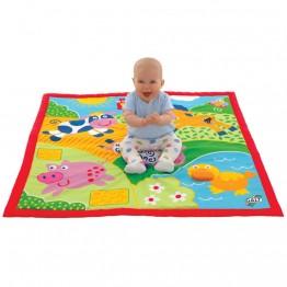 Голям килим за бебе, Ферма