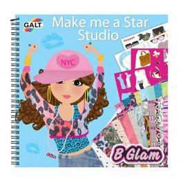 """Книжка """"Модерни  момичета"""" - Направи ме звезда"""