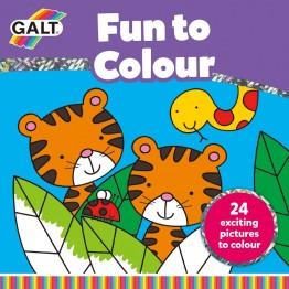 Книжка, Оцветяването е забавно