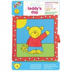 Шумяща книжка, Един ден с мечето Теди