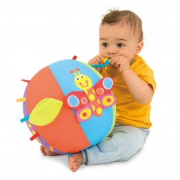 Бебешка активна топка