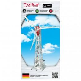 Ветрогенератор със соларна батерия, Profi Serie, Tronico