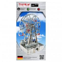 Виенско колело със соларна батерия, Profi Serie, Tronico