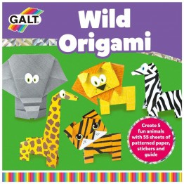 Оригами, Животни от джунглата