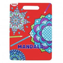 Книжка за оцветяване, Мандали II