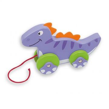 Динозавър за дърпане