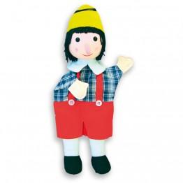 Кукла за ръка - Пинокио