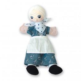 Кукла за ръка - Баба