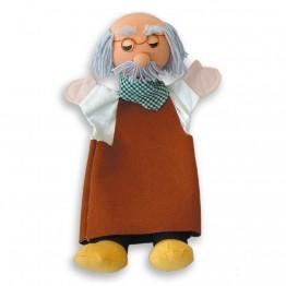 Кукла за ръка - Дядо