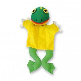 Кукла за ръка - Жаба
