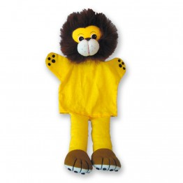 Кукла за ръка - Лъв