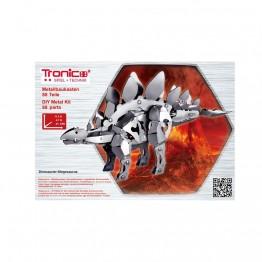 3D метален пъзел, Стегозавър, Tronico