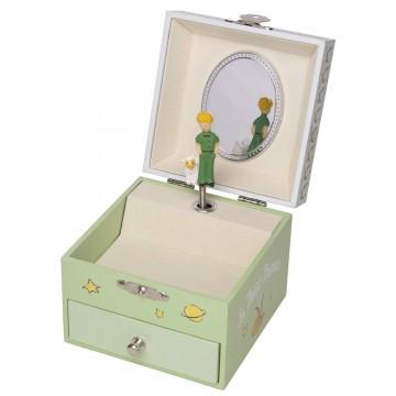 Mузикална кутия, Малкият принц, зелена
