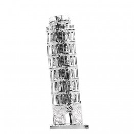 3D метален пъзел, Кулата в Пиза, Tronico