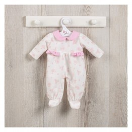 Дрехи за кукла, Розова пижама за кукла Мария