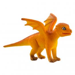 Огнен дракон, бебе