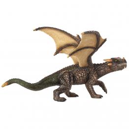 Земен дракон с подвижна долна челюст