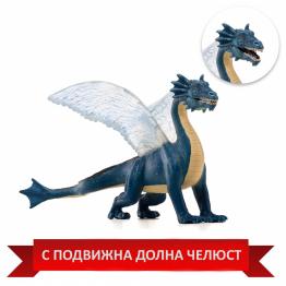 Морски дракон с подвижна долна челюст