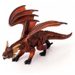 Огнен дракон с подвижна челюст