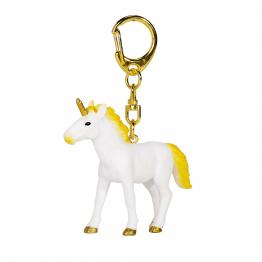 Ключодържател Еднорог, жълт