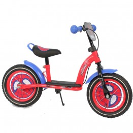 Метално колело за баланс Спайдърмен, 12 инча