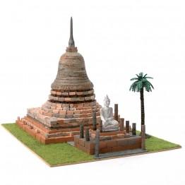 Будистка пагода Wat Sa Si (Sukhothai)