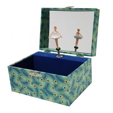 Mузикална кутия, Паун