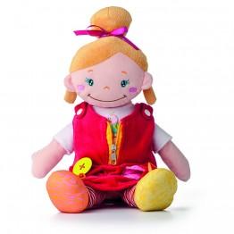 Мека кукла момиче Алани