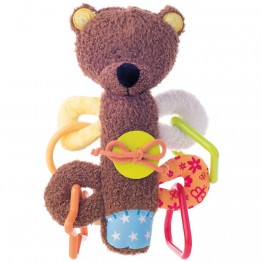 Бебешка играчка с писулка, Мечето Матахи
