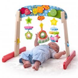 Бебешка активна гимнастика, Слънчев ден