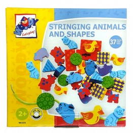 Животни с различни форми за нанизване