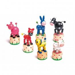 """Декоративни играчки """"Ферма"""""""