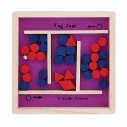 Лабиринт 12 x 12 - лилав