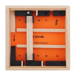 Лабиринт 12 x 12 - оранжев