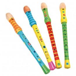 Дървена флейта
