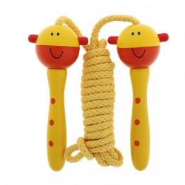 """Въже за скачане """"Африкански животни"""" - Жираф"""