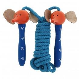 """Въже за скачане """"Африкански животни"""" - Слонче"""