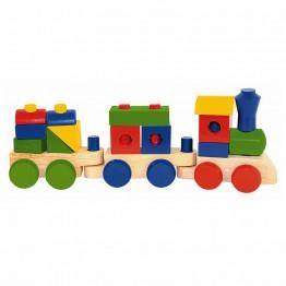 Дидактически влак, 2 вагона