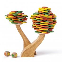 Игра за баланс, Есенно дърво